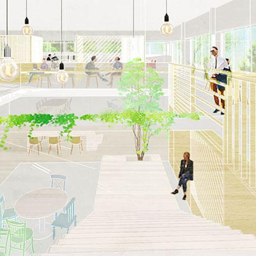 nieuwsbericht-kantoor-Intermaris-Hoorn-revitalisatie-interieur-DOOR-architecten