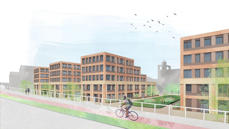 Stedenbouw-fridtjof-nansenhof-door-architecten