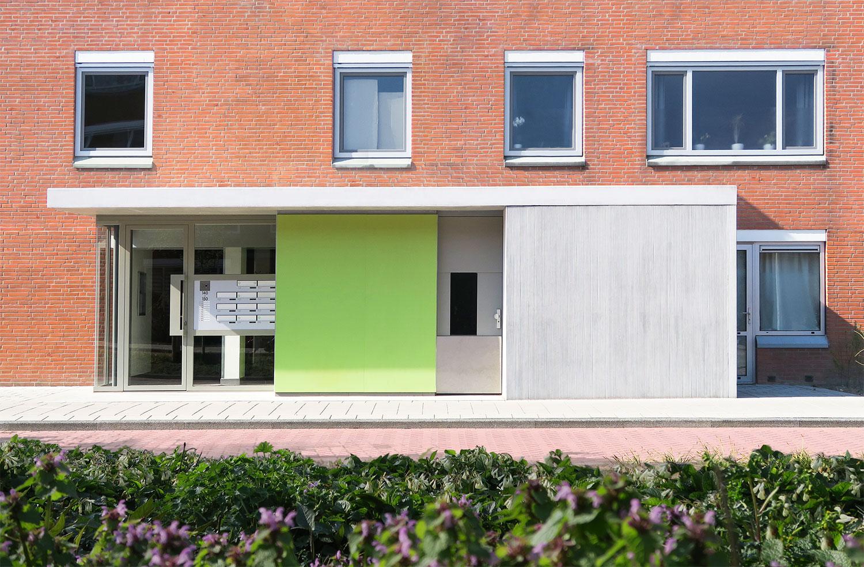portieken holendrecht renovatie stadgenoot - door architecten