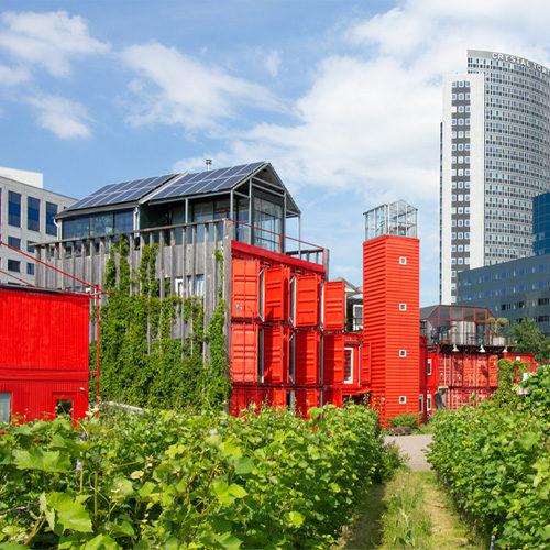 tuin van bret amsterdam