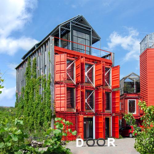 Pit lab door architecten amsterdam