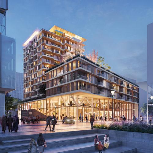 DOOR-Architecten-Amsterdam-Sluisbuurt-Exterior-thumbnail-NIGTH VIEW